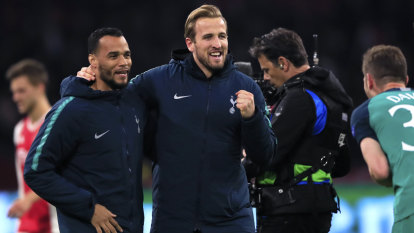 Kane optimistic he will be fit for all-English Champions League final