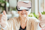 Getting grandma into gaming could keep her mentally sharp