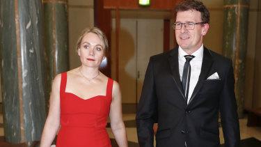 A Four Corners program revealed details of an affair between former staffer Rachelle Miller and Minister Alan Tudge.