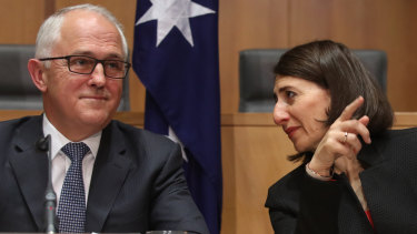 Prime Minister Malcolm Turnbull and NSW Premier Gladys Berejiklian will announce the NDIS funding agreement on Friday.
