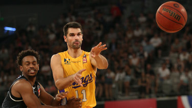 Kevin Lisch believes the Kings can go all the way this season.