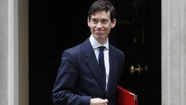 Rory Stewart has narrowly scraped through to the second round.