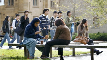 University students face many more years of debt under the government's funding shake-up.