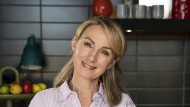 Lisa McCune is uptight mother Emily in How to Stay Married, returning to Ten.
