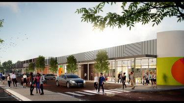 Australian Unity local North Blackburn Shopping Centre, Blackburn, Melbourne