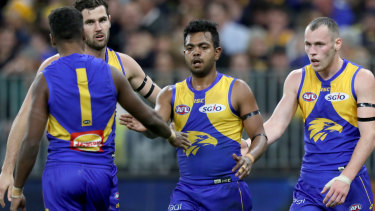 Willie Rioli has been accused of substituting a urine sample taken as part of an ASADA test.