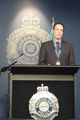 Senior Constable Ben Johnson.