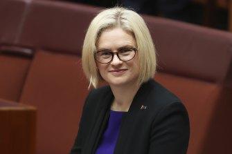 Queensland Senator Amanda Stoker.