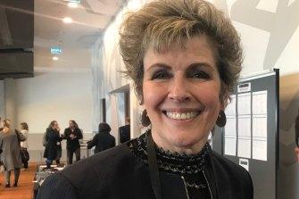 Meg Hansen, principal of Westbourne Grammar School