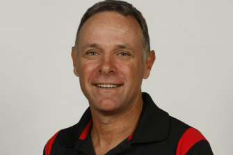 Tony Elshaug has been laid off by the Bombers.
