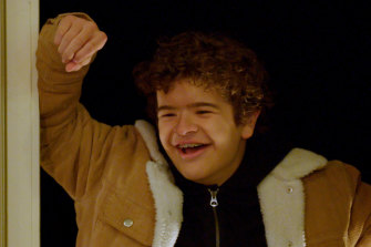 Don't turn Dustin cruel! Gaten Matarazzo stars in Prank Encounters.