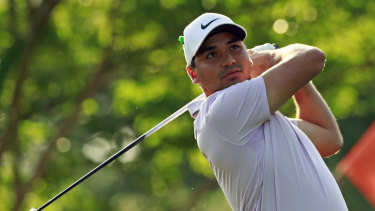 Jason Day is aiming to get back to his best.