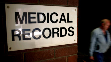 Accessing information about yourself, such as medical records, is not as straightforward as simply asking for it.