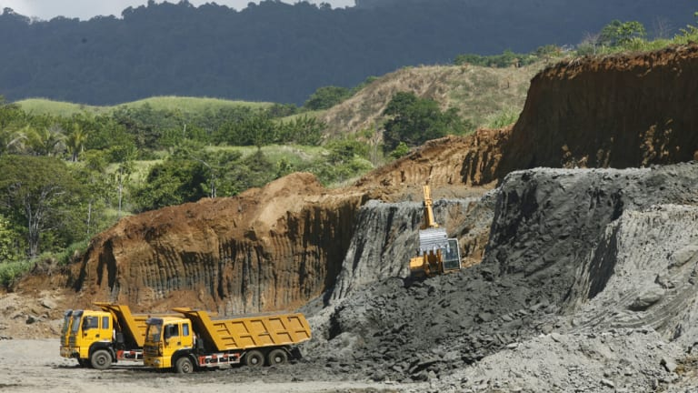 China is building its economic relationship with PNG to access its wealth of mineral and energy resources. The Metallurgical Company of China operates the Ramu nickel mine in PNG.