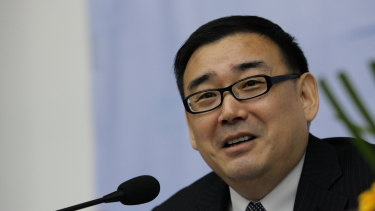 Australian consular officials visited detained Australian writer Yang Hengjun in Beijing last week.