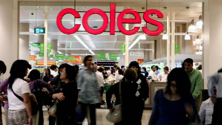 Coles is set to become a stand-alone company in November.