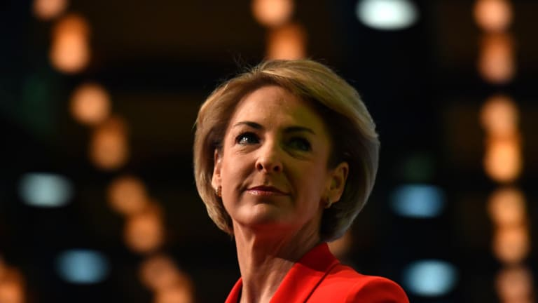 Michaelia Cash opened the Council of Small Business of Australia Summit on Thursday.