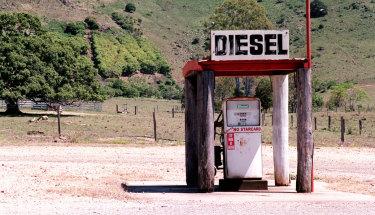 Last fuel before...