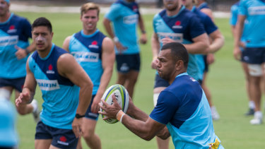 Kurtley Beale is a contender for the No.10 jersey as the Waratahs look to mix things up for their Super Rugby season-opener.