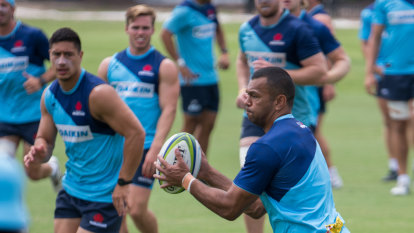 'They're not robots': NSW great backs Penney's Waratahs overhaul