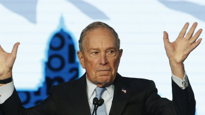Bloomberg is a difficult customer, so why is he polling so well?