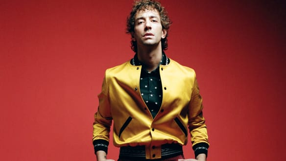 Albert Hammond Jnr: The thing I'd change about my past relationships