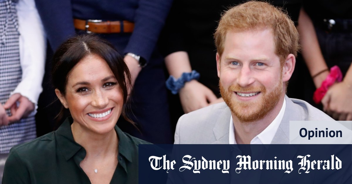 Meghan and Harry keep the royal ties in naming newborn Lilibet Diana – Sydney Morning Herald