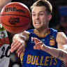 Centre of Excellence product Nathan Sobey    will get his chance against the Tall Blacks.
