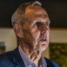 Bob Brown held talks with Greens MPs about splitting from the party