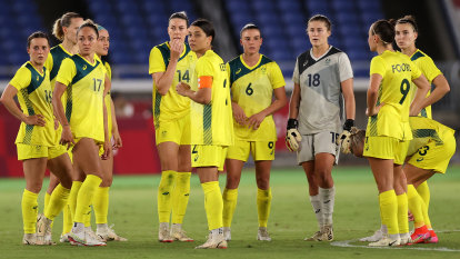 Key sponsors stand by Matildas as players break silence over De Vanna claims