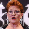 Why the cult of Pauline won't be enough for One Nation this time