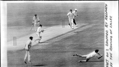 From the Archives, 1979: Tensions erupt in Australian cricket team during Test