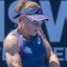 Symmetry and strength: how to get guns like Sam Stosur's