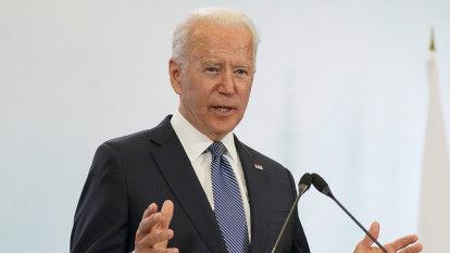 G7 offers rebuke to China over Beijing's economic coercion campaign against Australia
