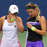 Barty reaches another US Open doubles final