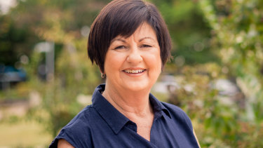 Clermont and Isaac Regional Council's mayor, Cr Anne Baker.