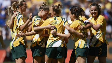 The Australian public has embraced the Matildas like never before.