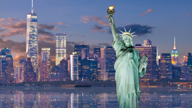The US has been hit hard by the loss of tourism dollars among countries around the world.