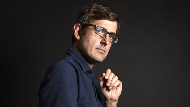 Louis Theroux, pictured, takes a closer look at the Jimmy Savile story, some years after his death.