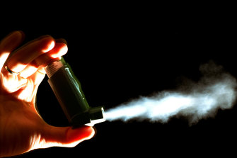 Cooking with gas has been linked to childhood asthma.