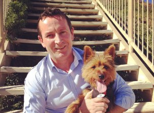 Mark McGowan vowed to put an end to WA puppy farms if elected in 2017.