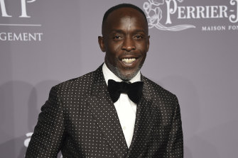 Michael K. Williams, pictured here in 2018, was found dead in his New York apartment.
