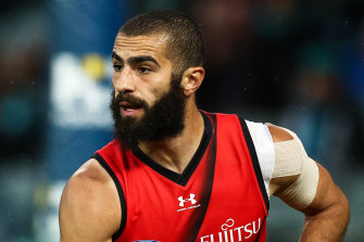 The Blues have landed Adam Saad after finally doing a deal with Essendon.