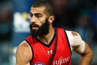The Bombers would likely want Carlton's top pick in exchange for Adam Saad.