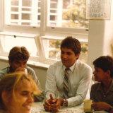 Minister for Indigenous Australians Ken Wyatt when he was a young teacher in WA.