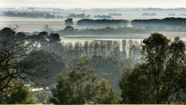 Beautiful Birregurra, in south-west Victoria.