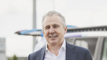 Telstra chief executive Andy Penn has warned of a shortage of software engineers.