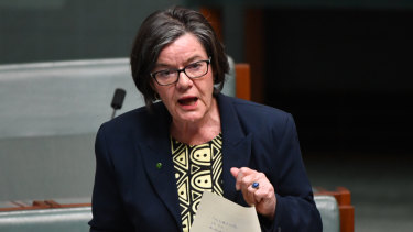 Independent MP Cathy McGowan will annouce her future on Monday.