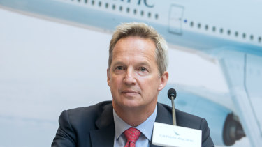 CEO of Hong Kong airline Cathay Pacific Rupert Hogg has suddenly resigned a week after the company was threatened by Beijing over staff who participated in democracy protests.