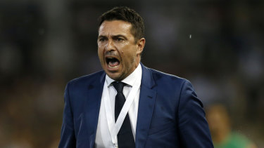 Chasing money: Former Mariners coach Paul Okon is about to begin legal proceedings against the club as he seeks some unpaid entitlements.